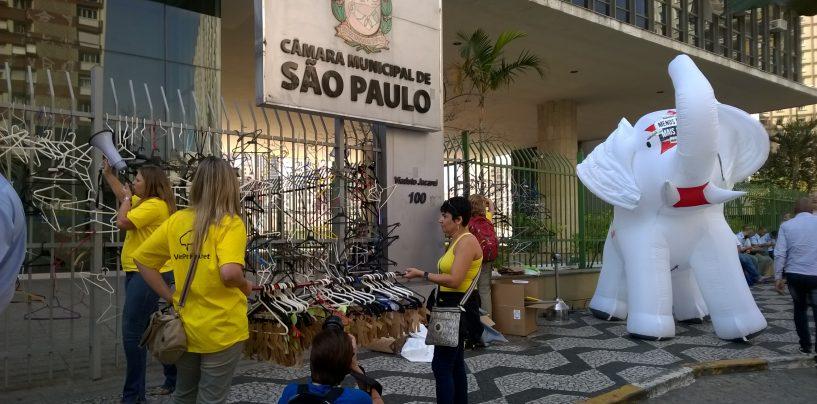 ONGs conquistam vitória contra cabide de emprego