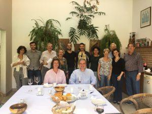O Movimento Voto Consciente se reuniu para para estabelecer novas diretrizes para a ONG, pensando nas eleições 2018 e falar sobre o que foi feito, num movimento de transparência, princípio defendido e difundido pela ONG.