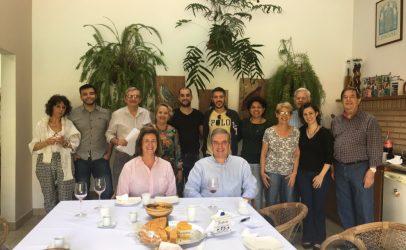 Reunião para estabelecer diretrizes para 2017